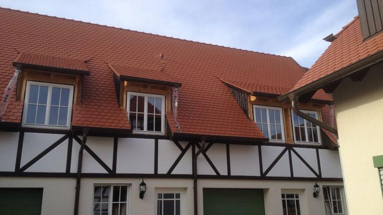 Dachrenovierung